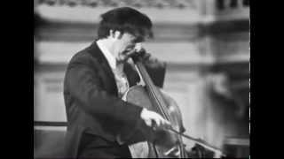 Daniil Shafran - Schumann - Cello Concerto in A minor, Op 129 - Jansons