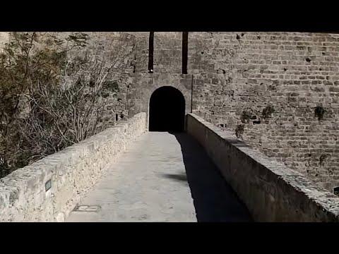 Kyrenia Castle Tour in Kyrenia Cyprus (Oct 19, 2013)