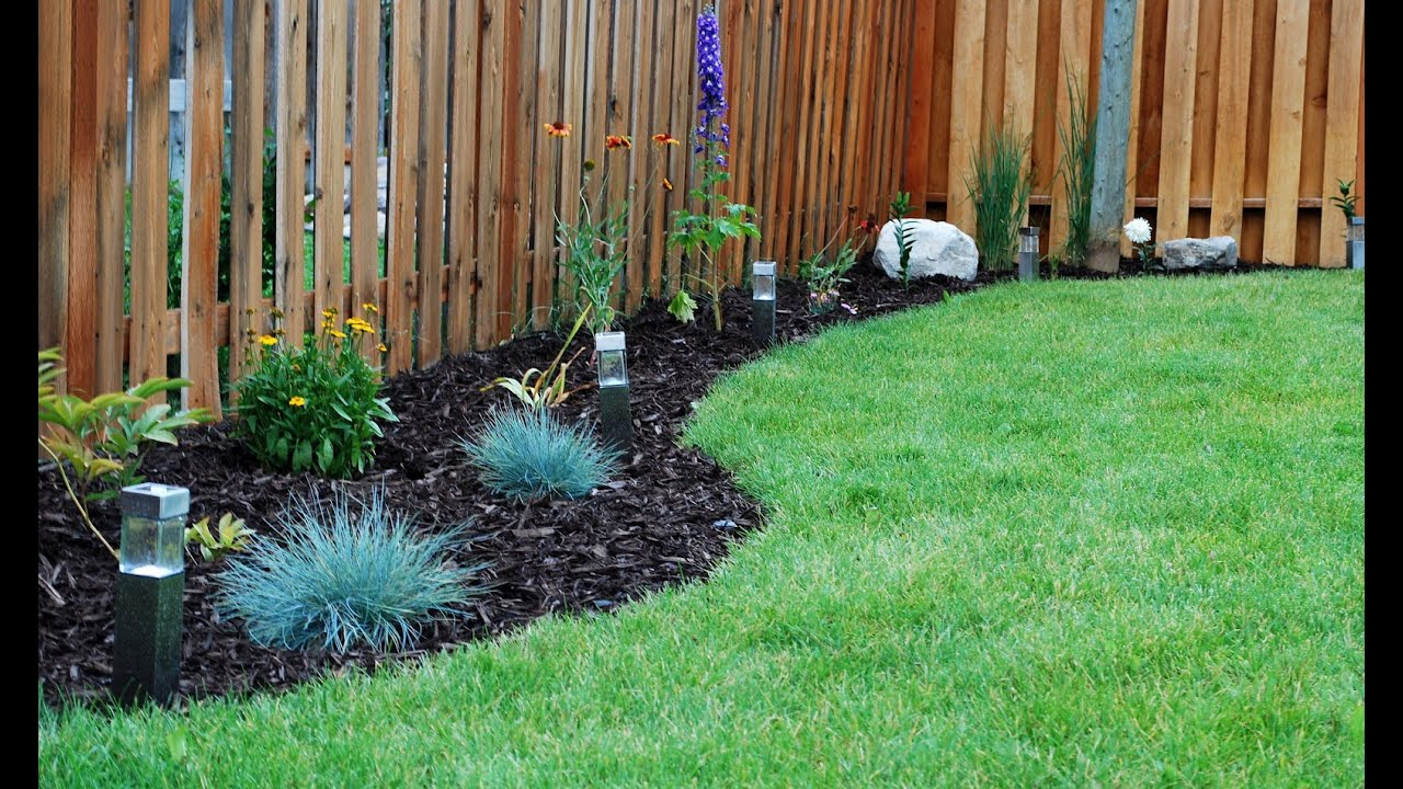 Yard Gardens Ideas I Front Yard Gardens Ideas YouTube - Backyard planter ideas