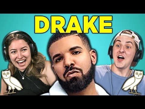 ADULTS REACT TO DRAKE – IN MY FEELINGS