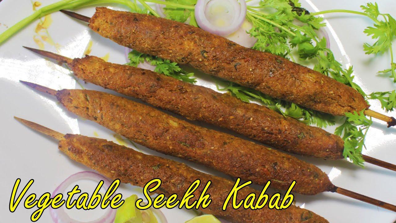 Vegetarian tandoori snacks recipes