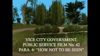 GTA Vice City Kill Bill Stunt Movie - Part II