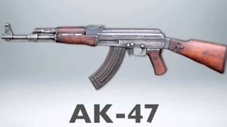 AK-47 Sound Effect
