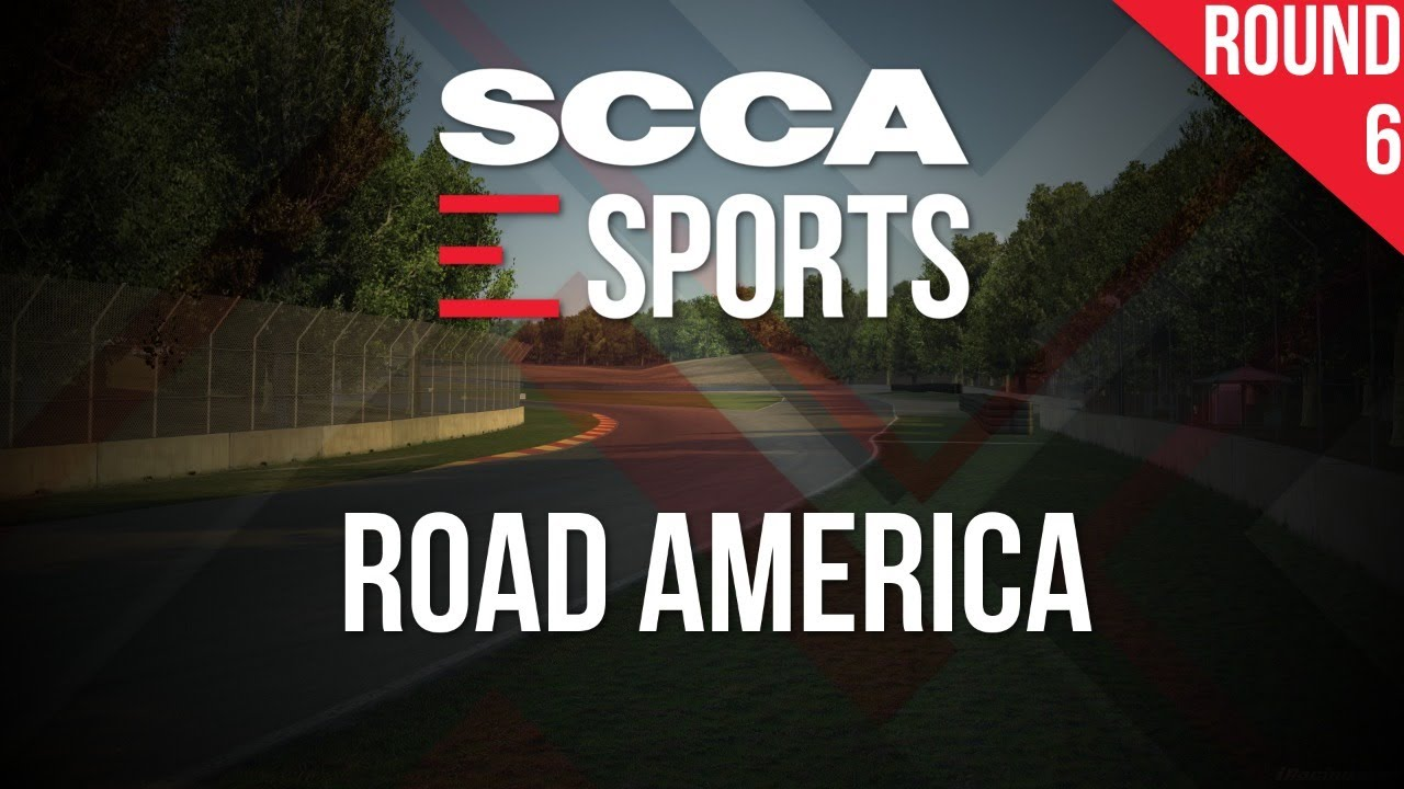 Hoosier SCCA eSports Super Tour @ Road America