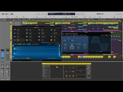 Logic Pro X Electro House Music