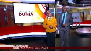 BBC DIRA YA DUNIA JUMATANO 08.08.2018