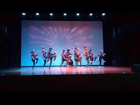 Apsara aali (Remix by Kings United)||Finesse Dance & Zumba Fitness Academy