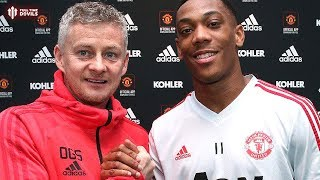 Official: ANTHONY MARTIAL'S CONTRACT! Manchester United Fan Phone In