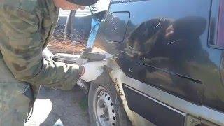 Ремонт тойота спринтер кариб своими руками  ч. 2