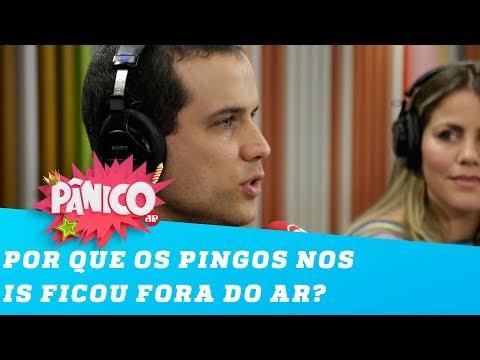 Felipe Moura Brasil explica por que OS PINGOS NOS IS ficou fora do ar no YouTube