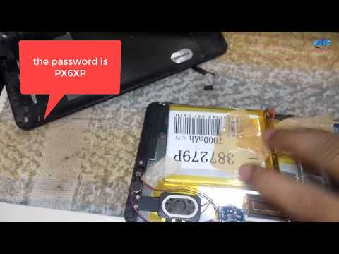 How to flash firmware into K8000 MTK6572 Phone Tablet ?