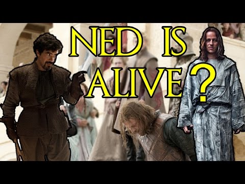 Ned Stark = Jaqen H'ghar = Syrio Forel ?! Ned Is Alive Theory | Game of Thrones