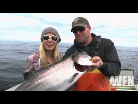 The Salmon Fishing's So Good, It Hurts!