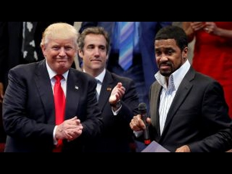 Pastor Darrell Scott on gangs working with Trump