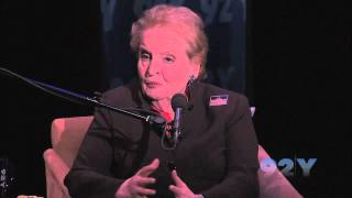 Madeleine Albright: On Finding Out About Her Heritage | 92Y Talks