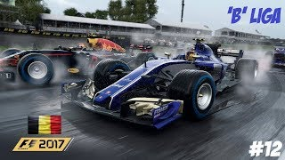 F1 2017 'B' LIGA // 12.FUTAM: BELGIUM-SPA FRANCORCHAMS // SAUBER-FERRARI