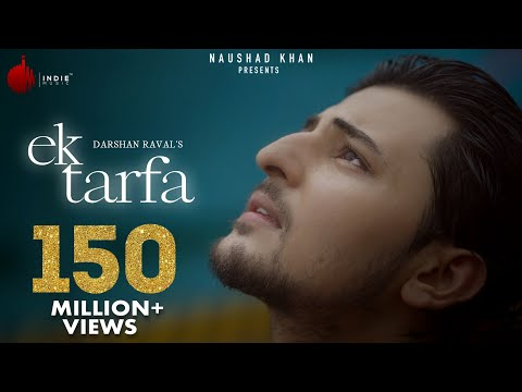 Watch Latest Hindi Music Video Song Ek Tarfa Sung By Darshan Raval Hindi Video Songs Times Of India