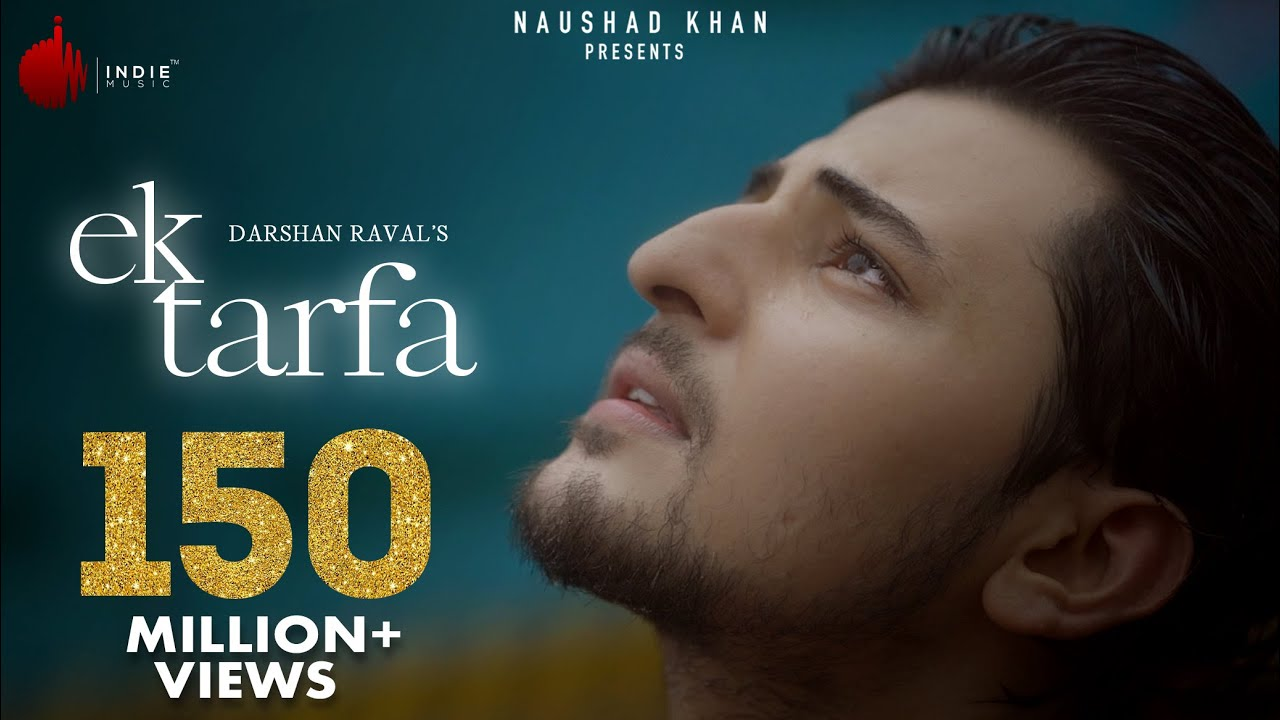Ek Tarfa – Darshan Raval Mp3 Hindi Song 2020 Free Download