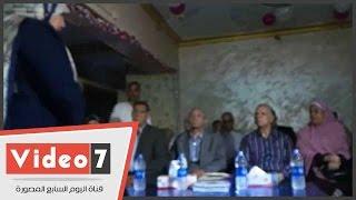 """بالفيديو..مديرة دار أيتام لـ""""محافظ القاهرة"""": نرعى 52 معاقا من أبناء """"الأسمرات"""""""