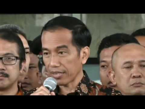 Bahasa Jawa Ala Jokowi
