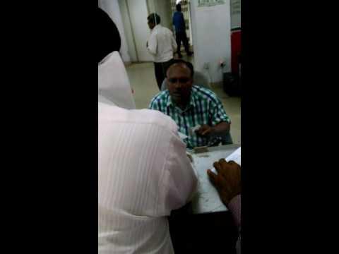 Nagpur itwari India post only single counter