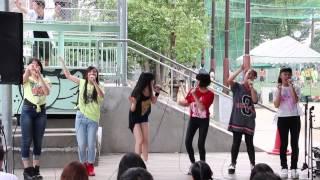 2014年7月13日(日)、宮下公園にて開催されていた「渋谷ズンチャカ!」...