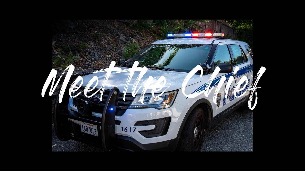 Meet Auburn's Police Chief, Ryan Kinnan Part 1
