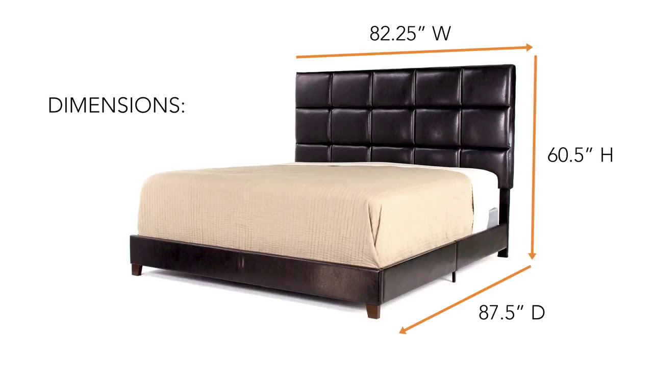 Dolante Upholstered Bedframe   ACCENTS@HOME. Accentsathome Furniture