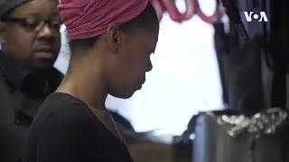 VOA英语视频:发源于美国南方的灵魂食物驰名首都华盛顿