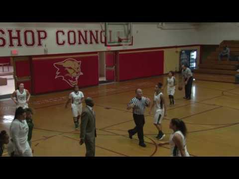 Bayhawks Woman's Basketball vs UConn Avery Point- 11-15-16