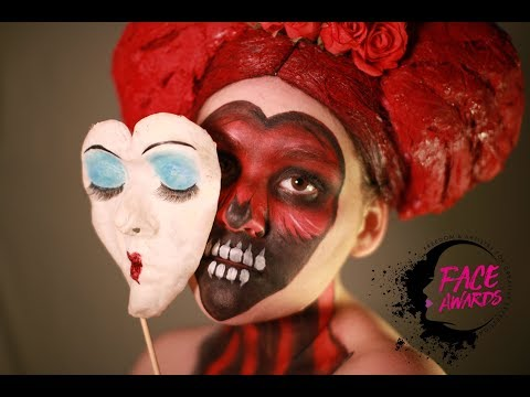 NYX COSMETICS FACE AWARDS 2019 SUBMISSION (USA)| Queen Of Hearts thumbnail