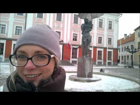 Me and Tartu, Estonia