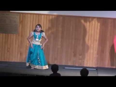 Manju Peyyanu Dance by Achu (7 Years old)