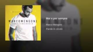Marco Mengoni-mai per sempre