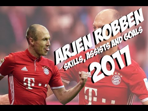 Arjen Robben - Skills and Goals - Bayern Munich - 2016/2017