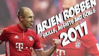 Arjen Robben - Skills and Goals - Bayern Munich - 2016/2017
