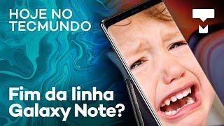 Fim dos Galaxy Note, Motorola agora vende TVs – Hoje no TecMundo