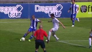 futebol fc porto b feirense 2 0 ledman ligapro 42 ª jornada 17 04 16