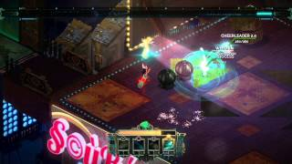 Transistor (PS4) Gameplay Glimpse