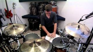 Elevation Worship - God be Praised (Matt Rawlins drum cover)