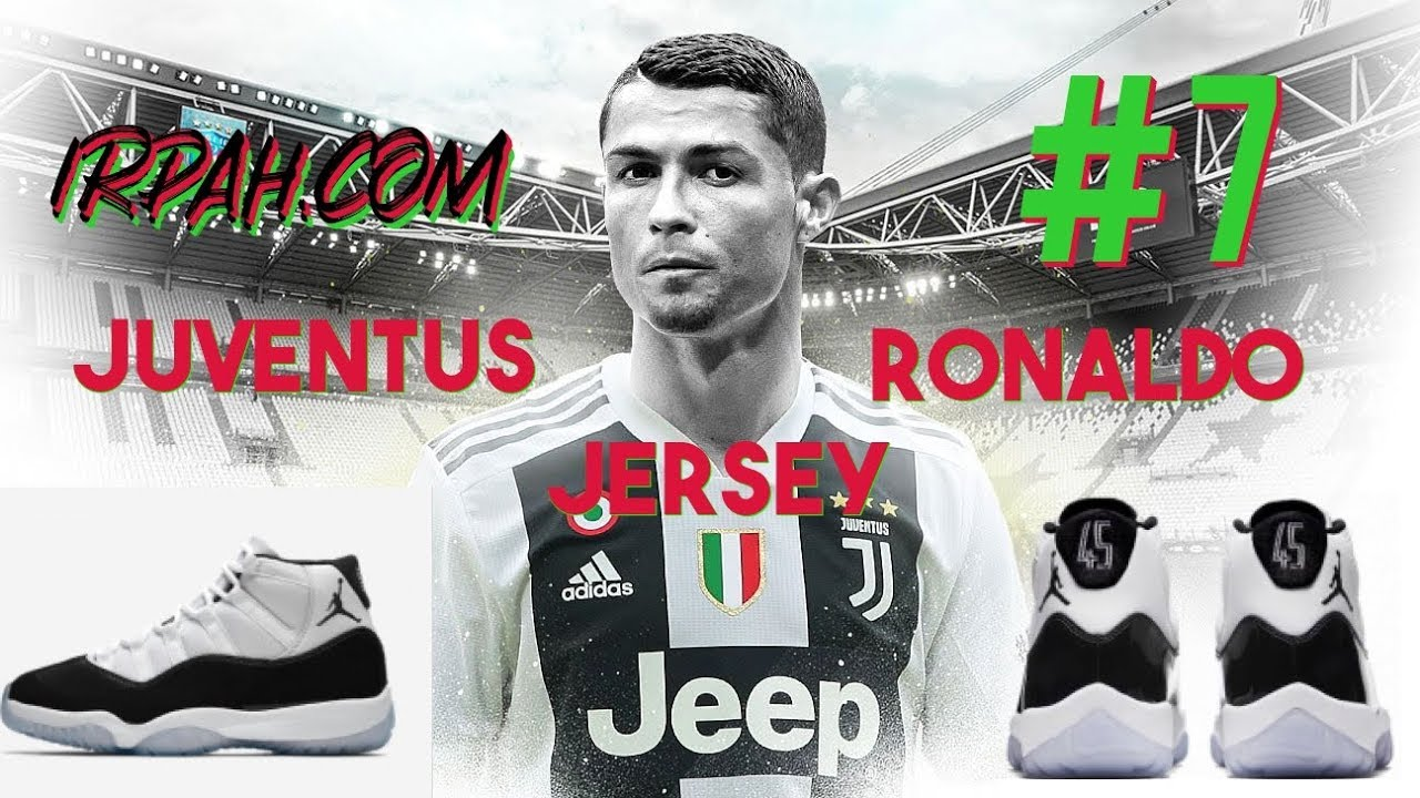 0813dd315aaf9 ⚽ www.irpah.com Ronaldo  7 Soccer Jersey Review   GIVEAWAY ...