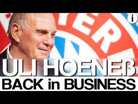 ULI HOENEß wieder FC BAYERN Präsident - FUSSBALL Talk