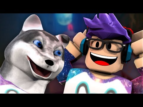 Roblox Animation - HOW ALEX MET GALAXY THE DOG!