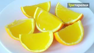 🍊 Рецепт желе апельсиновое желе