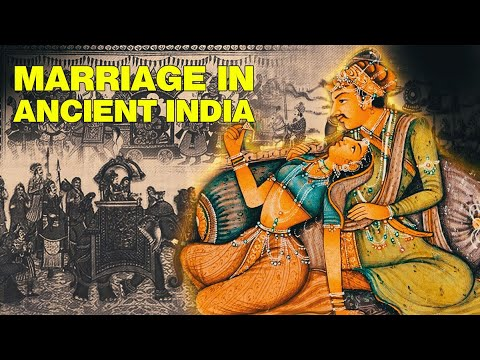 What Marriage Was Like in Ancient India