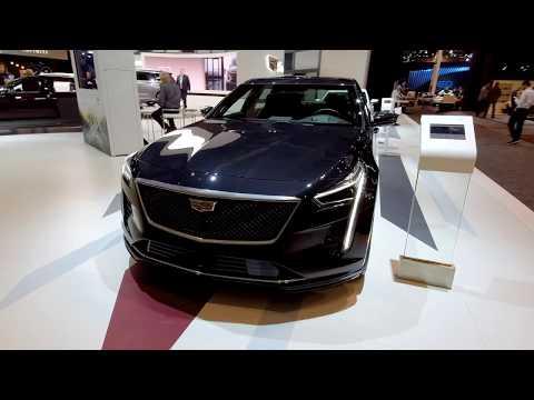 2019 Cadillac CT6 V-Sport @ 2019 Canadian International Auto Show