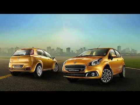 Fiat Abarth India, Avventura, Punto Evo Sportline, Hondra BR-V & Maruti Vitara