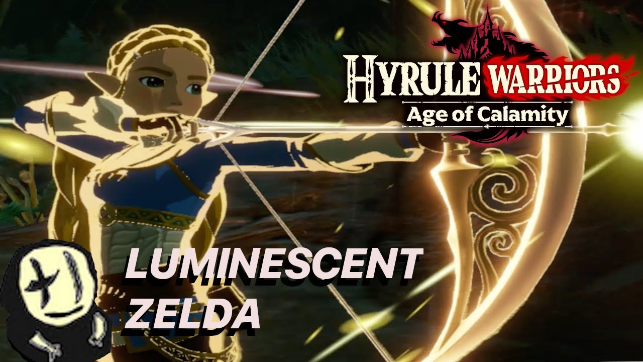 Zelda The Sealing Light Hyrule Warriors Age Of Calamity Showcase Youtube