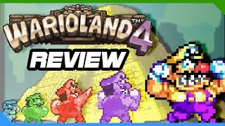 Wario Land 4 Review (GBA)