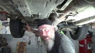 Replace subframe/body mounts on GM Buick LeSabre